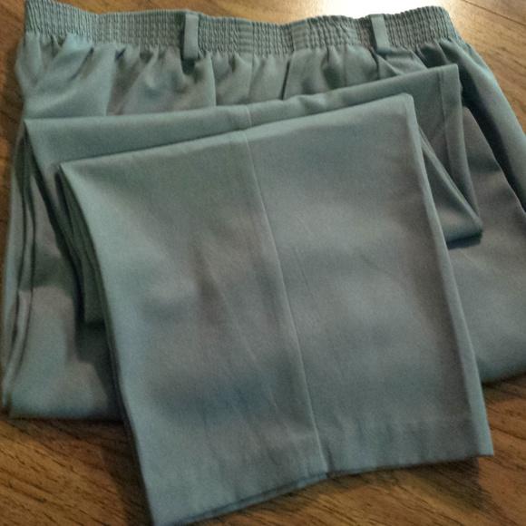 Koret Pants - Koret 16 Light Blue/Grey Dress Pants